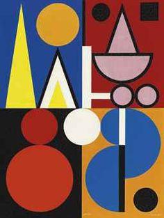 Auguste Herbin (1882-1960) | Jaune | IMPRESSIONIST & MODERN ART ...