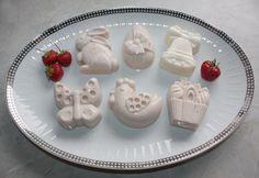 Pannacotta fragolosa al cioccolato bianco