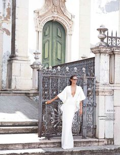 A Very Sweet Blog: L'Officiel Netherlands Lais Ribeiro in Toda Menina Baiana 2013