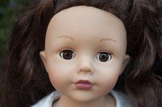 "18"" Madame Alexander Doll--2010--Brown, curly hair, Brown eyes--Adorable!"