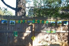 party banners, birthday banners, deer parti, parti ideasdecor, tractor parti, john deere birthday, birthdayparti idea