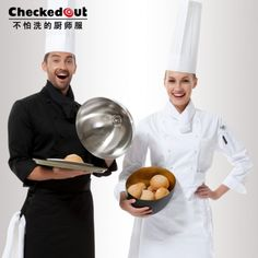 Exclusive first level restaurant hotel kitchen chef's coat uniform discount multi choice,short sleeve long sleeve,double breasted,both for men and women, Chef School, Hotel Kitchen, Dragon Print, Europe Fashion, Sleeve Designs, Chinese Style, Restaurant Design, Fit Women, Chef Jackets