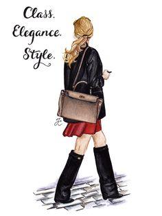Style illustration   Doll Memories