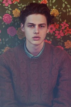 Darwin Gray | 'Shades of Cool' - Photographed by Joseph Gerard Birthmarks slay me.