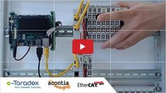 The newest addition to Toradex's on-demand #webinars is a joint presentation along with our partner #Acontis, which explains how to setup the EC-Master master stack software on a Toradex #iMX8 #SoM. Watch it at your convenience. #EtherCAT #ChristophWidmann #HolgerOelhaf #AndreCurvello #NXP #NXPpartner #ethernet #embeddedsystems Master Master, Software, Presentation, Watch, Videos, Clock