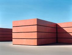Minimal Architecture Photography By Josef Schulz - UltraLinx