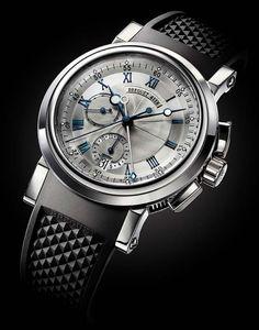 Breguet MARINE Chronograph, Breguet Timepieces and Luxury Watches on Presentwatch