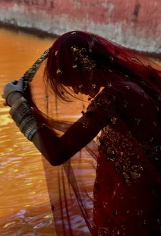 The Mother Ganges. This picture is so beautiful