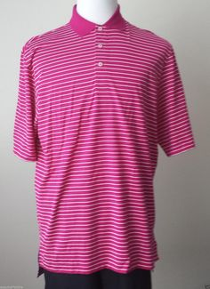 #POLO GOLF by Ralph Lauren men size M red short sleeve cotton shirt NWT $89 RalphLauren visit our ebay store at  http://stores.ebay.com/esquirestore