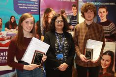 St Benedict's Sixth Form Students Honoured at Awards Evening https://www.cumbriacrack.com/wp-content/uploads/2018/01/Award-Winners-Eloise-Marsland-and-James-Buchan-with-Mrs-Kar-Director-of-Learning-at-Sixth-Form.jpg Talented former students from St Benedict's Catholic High School have returned for a special evening to celebrate their A-Level successes    https://www.cumbriacrack.com/2018/01/08/st-benedicts-sixth-form-students-honoured-awards-evening/