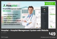 Multi Hospital - Best Hospital Management System (SaaS App