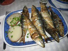 Sardinhas as melhores são as Portuguesas