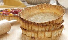My favorite pie crust to make-Crisco no fail