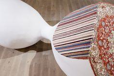Faig Ahmed's traditional Azerbaijan craft skills reimagine the visual language of carpets. http://crafthaus.ning.com/profiles/blogs/faig-ahmed-azerbaijan-carpet-traditions-reimagined