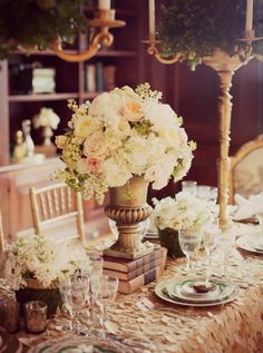 Downton Abbey Wedding Inspiration Middleton Park House 9