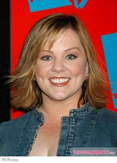 Melissa Mccarthy Hairstyles Melissa Mccarthy 'mike And Molly' Is A Love Story  Pinterest