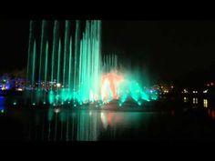 Tiësto Aquanura mix - premiere 1st show- (Efteling - 16 december 2014)