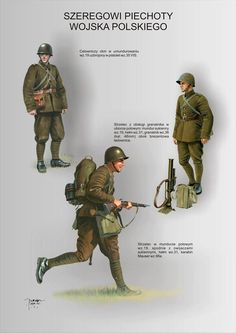 Poland Ww2, Invasion Of Poland, Ww2 Uniforms, Central And Eastern Europe, Ww2 History, Defence Force, Military Gear, World War Ii, Troops