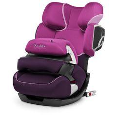 La Cybex Pallas 2-Fix es la silla de referencia con Isofix para el Grupo 1/2/3. Cuenta con cojín frontal y sistema LSP contra impactos laterales para una seguridad completa.  Esta silla requiere bastante recorrido de cinturón, por lo que conviene verificar la compatibilidad con tu coche antes de comprarla.