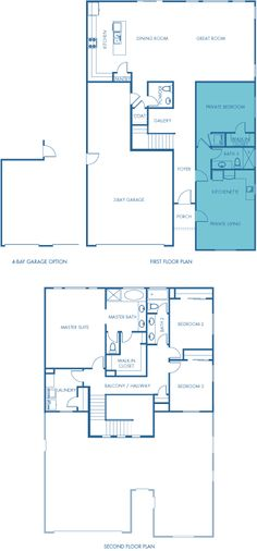 1000 Images About Floor Plans On Pinterest Floor Plans