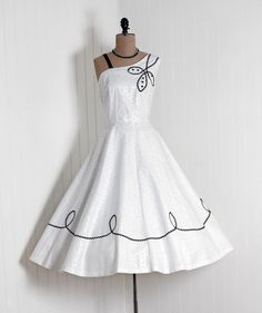 1950's Vintage Sun Dress