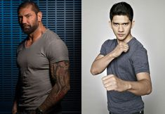 M.A.A.C. – IKO UWAIS Joins DAVE BAUTISTA In The Action Comedy STUBER