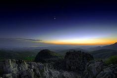 Kokino Megalithic Opservatory, Macedonia