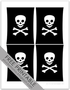 plucky momo: Freebies: Talk Like a Pirate Day! Pirate Kids, Pirate Halloween, Pirate Day, Pirate Theme, Star Wars Birthday, Pirate Birthday, Decoration Pirate, Teach Like A Pirate, Pirate Cruise
