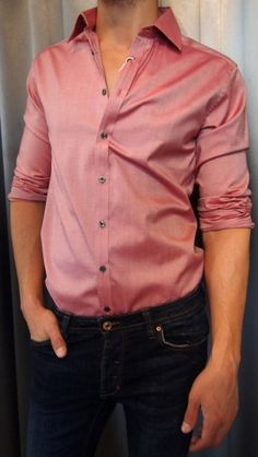 Tiger of Sweden shirt $179 from Gotstyle Menswear.