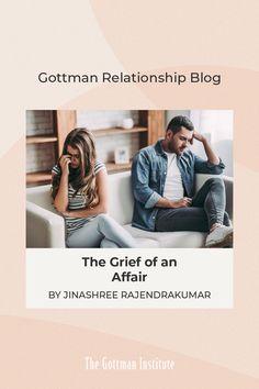Certified Gottman Therapist Jinashree Rajendrakumar explores the stages of trust loss following an affair. Read more on the Gottman Relationship Blog. Emotional Affair, Emotional Stress, Relationship Blogs, Relationships, Gottman Method, Gottman Institute, Affair Recovery, Rebuilding Trust, John Gottman