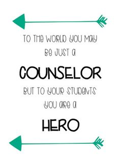 Image result for counselor appreciation