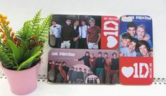 One Direction Pattern 1 D Band Hard Back Case Cover Skin Pouch for Iphone 5,Card Wallet flower diamond shoulder bag case For SamSung i9300 N7100 Iphone 5