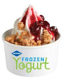 Se terveellisempi herkku! Mennäänlö jogurttijäätelölle?
