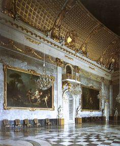 Park Sanssouci Neues Palais Marmorsaal Carl von Gontard