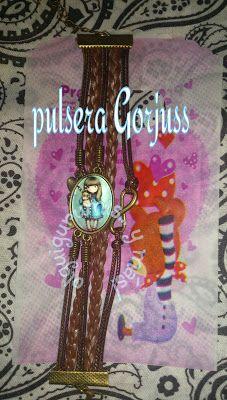 creaciones FOG: nuevas pulseras Gorjuss