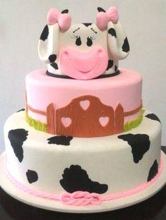 bolo de aniversario tema fazendinha