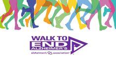 Walk To End Alzheimer's is June Alzheimer Care, Alzheimers, Alz Walk, Walk To End Alzheimer's, Alzheimer's Association, Forms Of Dementia, Nursing Care, Elderly Care, June 16