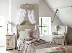 Chambre romantique raffinement  I LOVE Shabby Chic ...