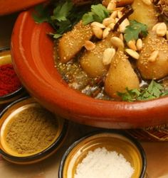 Moroccan Food Blog