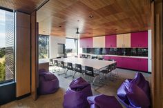 Monash University Logan Building developed by McBride Charles Ryan Architecture + Interior Design. Find all you need to know about Monash University Logan Kitchen Interior, Kitchen Design, Interior Architecture, Interior Design, Student House, Live In Style, Logan, University, Australia