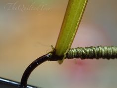 Biots are a great material to use but some of the issues you can have when trying to acheive the segmentation may not be due to tying it in wrong, its a matter of different techniques. Tthis is w… Fly Fishing Colorado, Fly Fishing Tips, Fishing Stuff, Fly Casting, Fly Tying Materials, Lure Making, Fly Tying Patterns, Fishing Techniques, Fly Rods