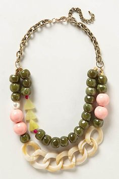Shake & Stir Necklace - great colors!