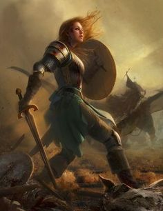 Awesome Eowyn. Now what do we have to do to get more women head protection?