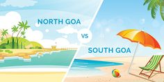 Seven Things That You Never Expect On North Goa VS South Goa – The land of celebrations. Goa, the land of celebrations is one of the best tourist sites in India. It is rich in its cultural diversity, beaches, and architectures, place of worship,