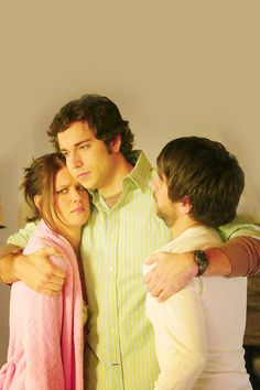Morgan, Ellie and Chuck Bartowski