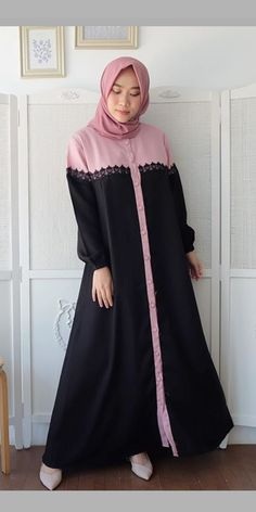 Hijab Fashion, Women's Fashion, Fashion Design, Kaftan, Dressing, Ootd, Feelings, Casual, Quotes