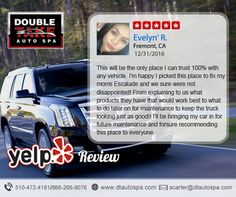 It's great to hear from you Evelyn' R. We are delighted to know about your excellent experience with us. Thanks for sharing your views!  #fremont #unioncity #Review #newark #instaauto #cars #motors #spotless #handwash #autodetail #auto #smallbusiness #entrepreneur #swag #instadaily #carwash