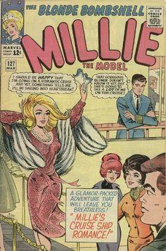 Millie the Model #127