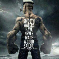 Popeye on steroids