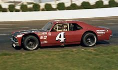 Bob Pressley Martinsville Speedway Late Model 1977 Nascar Autos, Nascar Race Cars, Old Race Cars, Sprint Cars, Indy Cars, 1965 Chevelle, Martinsville Speedway, Late Model Racing, Old School Muscle Cars
